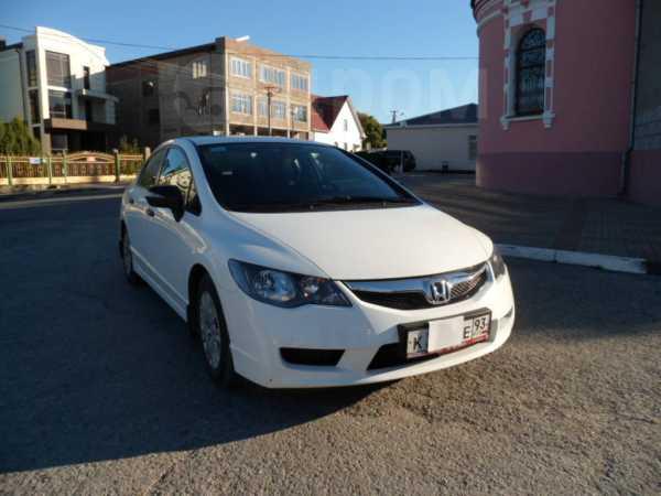 Honda Civic, 2011 год, 585 000 руб.