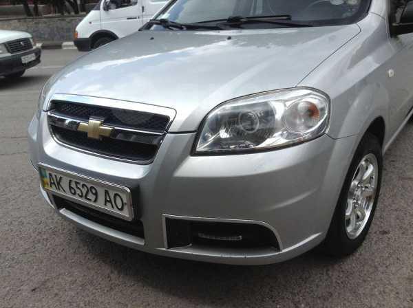 Chevrolet Aveo, 2007 год, $7000