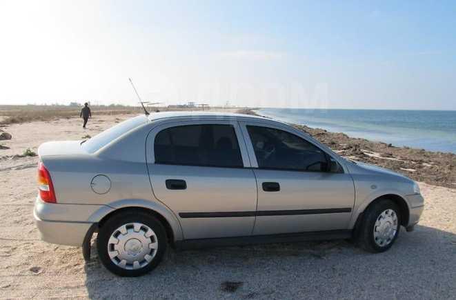 Opel Astra, 2008 год, $10200