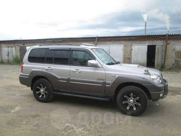 Hyundai Terracan, 2006 год, 720 000 руб.