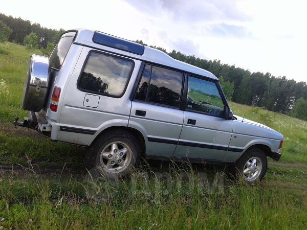 Land Rover Discovery, 1996 год, 199 000 руб.