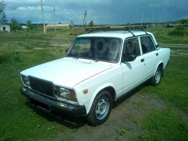 Лада 2107, 2006 год, 130 000 руб.