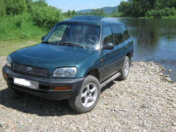 Toyota RAV4, 1997 год, 340 000 руб.