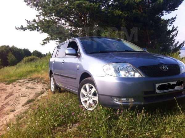 Toyota Corolla, 2004 год, 405 000 руб.