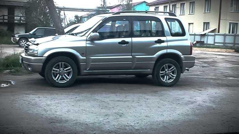 Suzuki Grand Vitara, 2004 год, 620 000 руб.