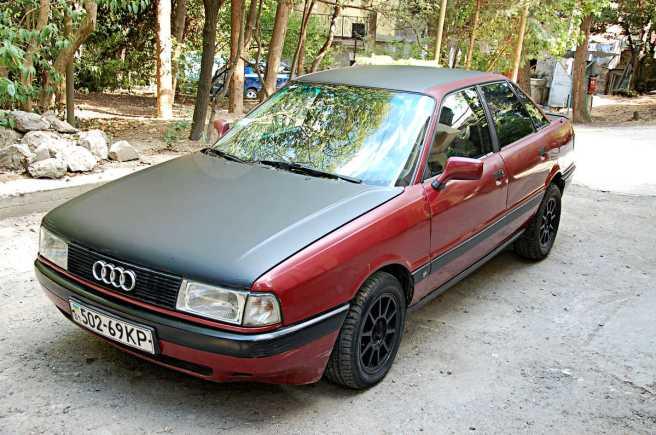Audi 80, 1987 год, $3500