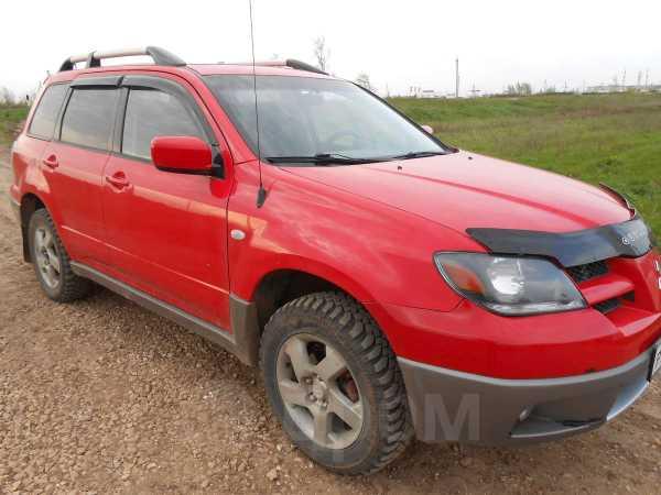 Mitsubishi Outlander, 2003 год, 385 000 руб.