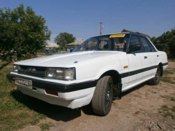 Nissan Skyline, 1987 год, 60 000 руб.
