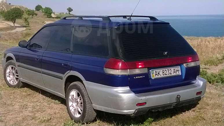 Subaru Outback, 1998 год, $6000