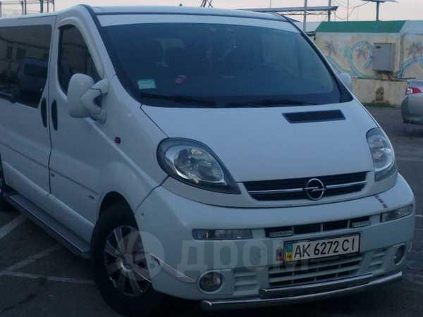 Opel Vivaro, 2003 год, 630 000 руб.