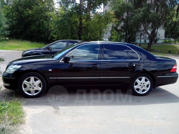 Lexus LS430, 2005 год, 715 000 руб.