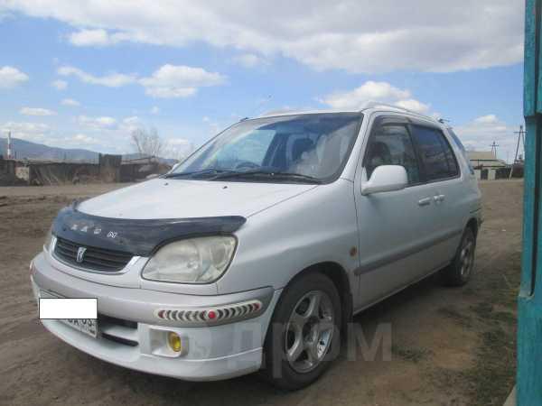 Toyota Raum, 1999 год, 195 000 руб.