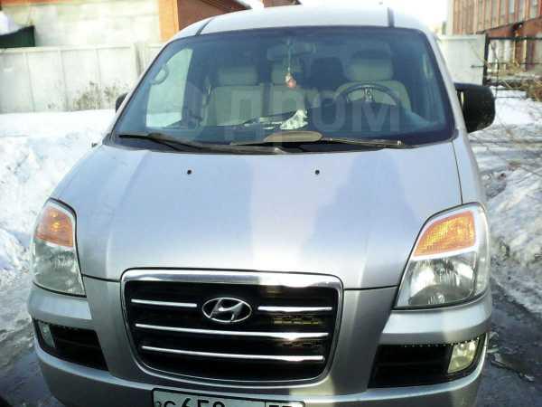Hyundai H1, 2005 год, 415 000 руб.
