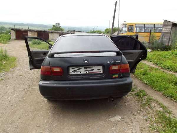 Honda Civic Ferio, 1991 год, 50 000 руб.