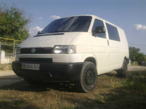 Volkswagen Transporter, 2001 год, 686 720 руб.