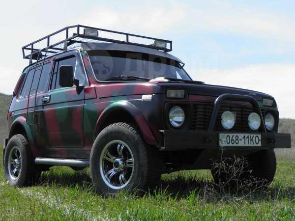 Лада 4x4 2121 Нива, 1994 год, 157 500 руб.