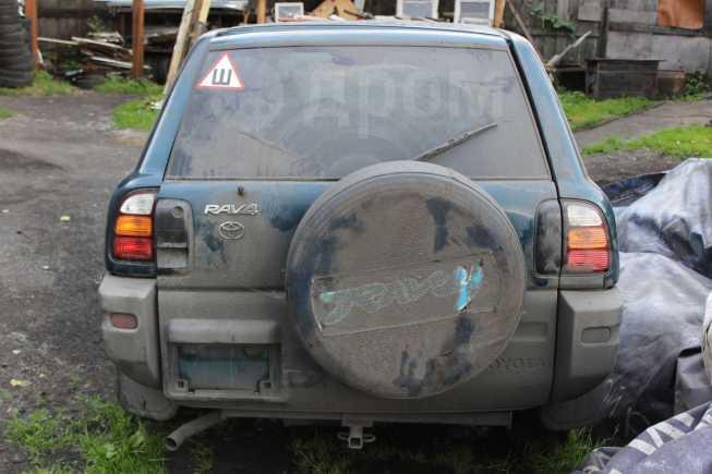 Toyota RAV4, 1999 год, 100 000 руб.