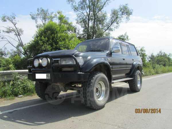 Toyota Land Cruiser, 1993 год, 770 000 руб.