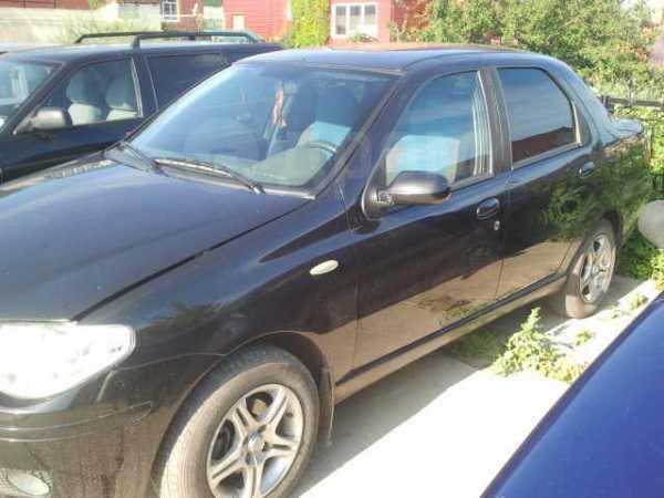 Fiat Albea, 2007 год, 215 000 руб.