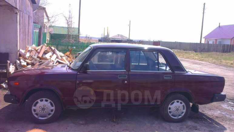 Лада 2107, 2008 год, 62 000 руб.