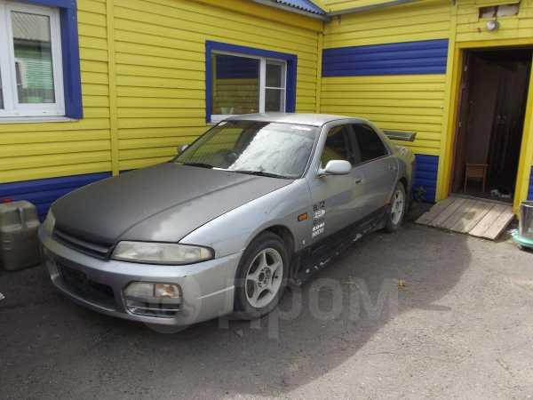 Nissan Skyline, 1997 год, 155 000 руб.