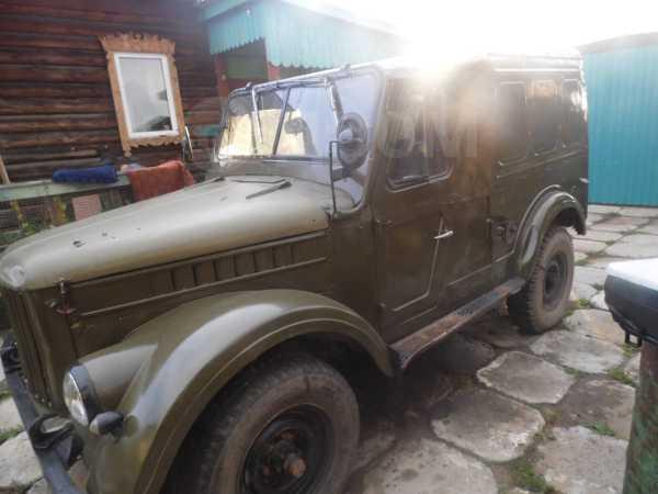 ГАЗ 69, 1965 год, 160 000 руб.