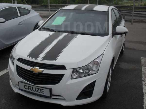Chevrolet Cruze, 2014 год, 492 000 руб.