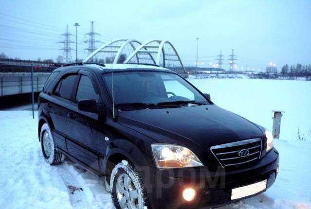 Kia Sorento, 2007 год, 590 000 руб.
