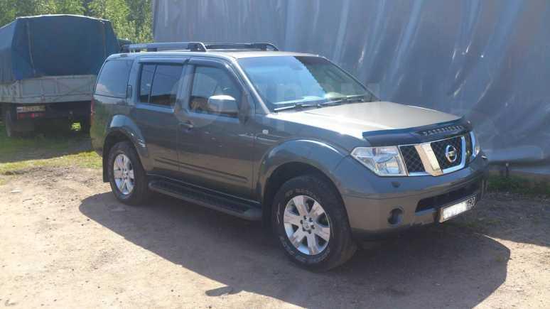 Nissan Pathfinder, 2007 год, 870 000 руб.