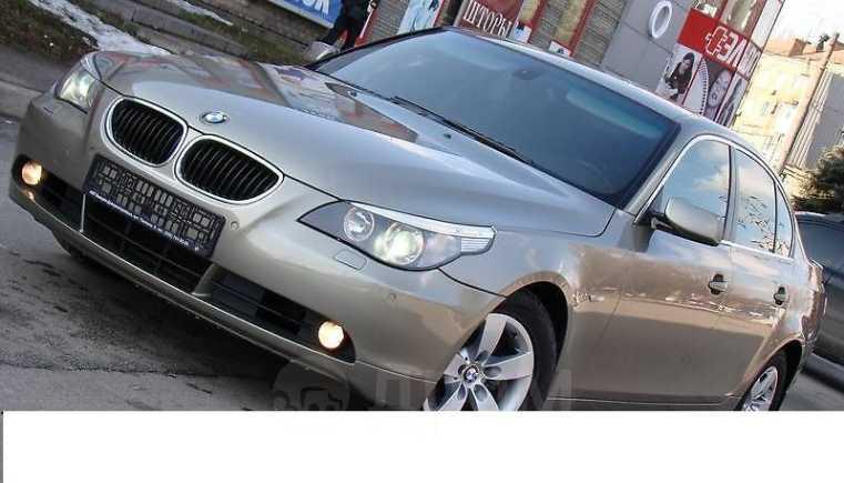 BMW 5-Series, 2005 год, 1 115 186 руб.