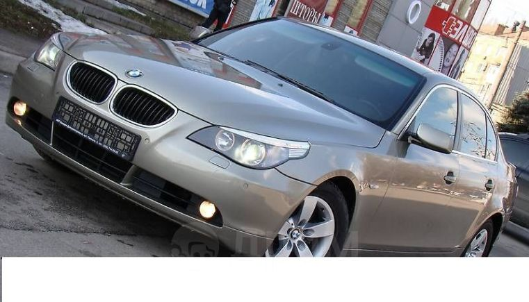 BMW 5-Series, 2005 год, $19000