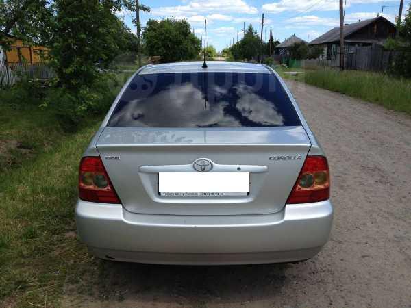 Toyota Corolla, 2005 год, 370 000 руб.