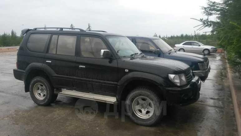 Toyota Land Cruiser Prado, 1998 год, 649 999 руб.