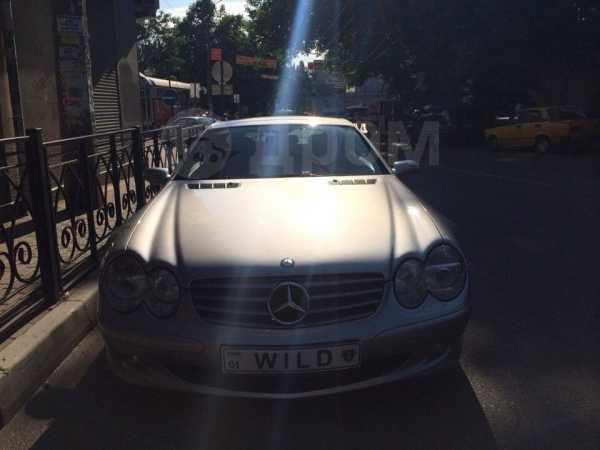 Mercedes-Benz SL-Class, 2005 год, $32000