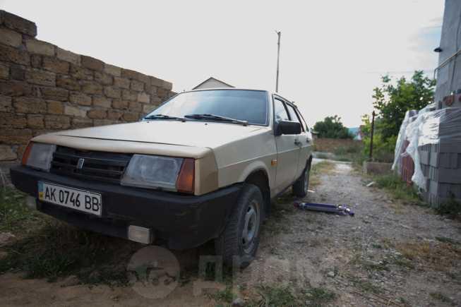 Лада 2109, 1988 год, 62 000 руб.