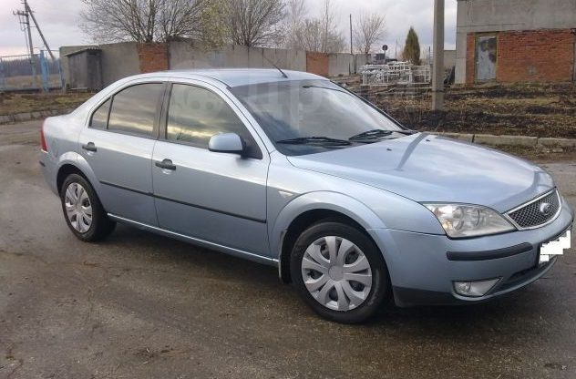 Ford Mondeo, 2005 год, 275 000 руб.