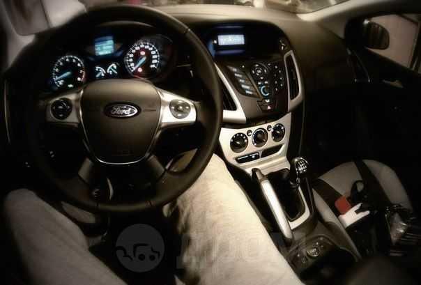 Ford Focus, 2012 год, 499 999 руб.