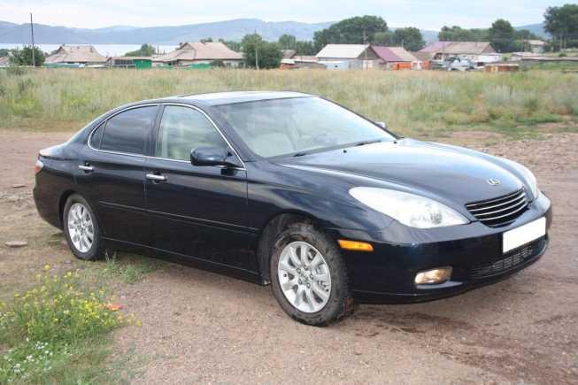 Lexus ES300, 2002 год, 520 000 руб.