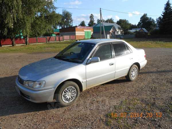 Toyota Corolla, 2000 год, 195 000 руб.