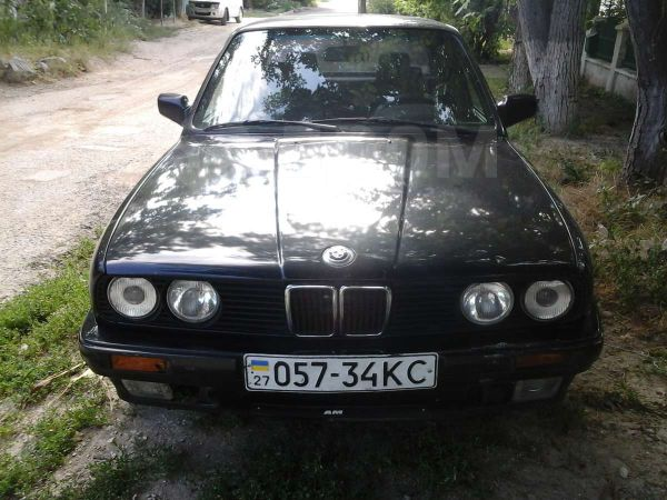 BMW 3-Series, 1990 год, $3500