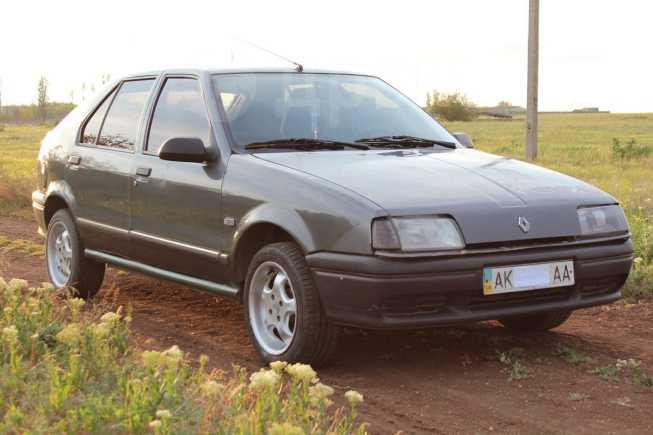 Renault 19, 1989 год, 88 000 руб.