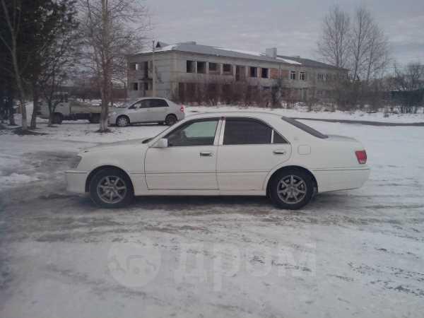 Toyota Crown, 2001 год, 350 000 руб.