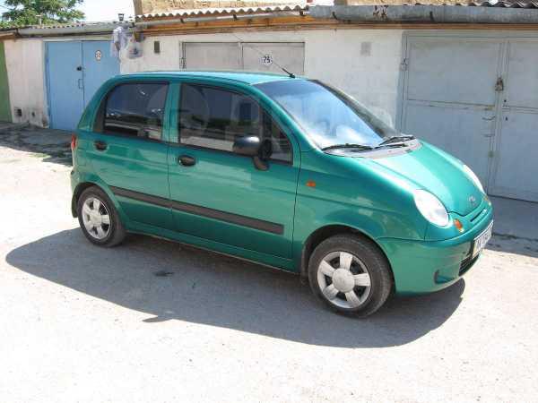 Daewoo Matiz, 2002 год, 258 254 руб.