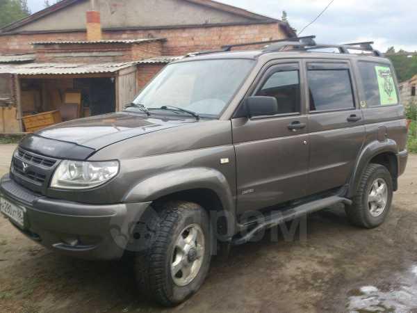 УАЗ Патриот, 2007 год, 355 000 руб.