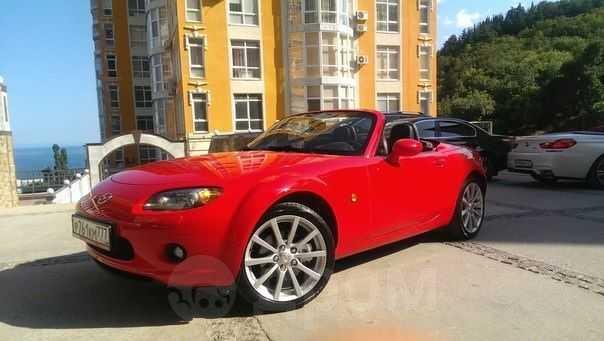 Mazda MX-5, 2008 год, 580 000 руб.