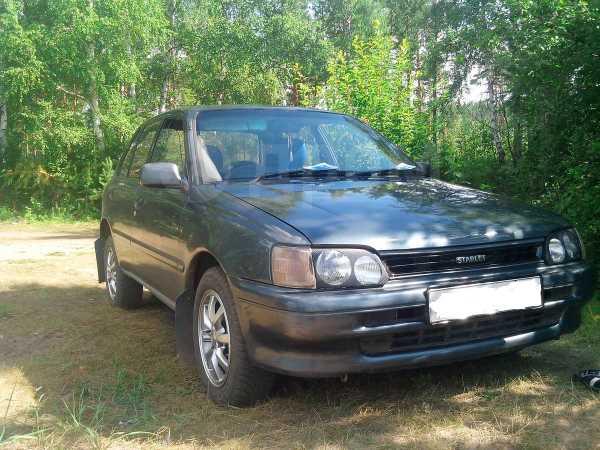 Toyota Starlet, 1991 год, 100 000 руб.