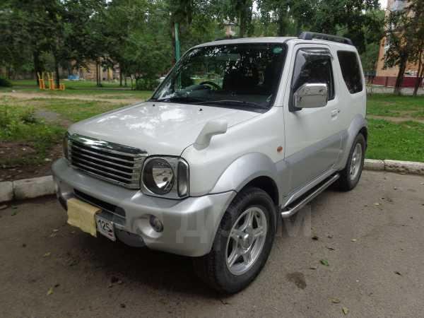 Suzuki Jimny Sierra, 2002 год, 390 000 руб.