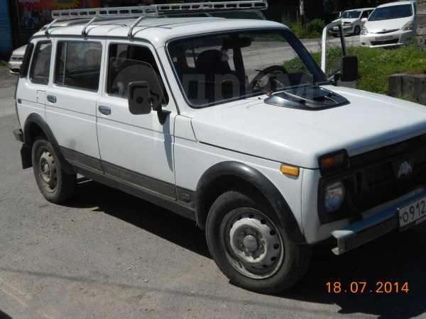 Лада 4x4 2131 Нива, 1999 год, 130 000 руб.