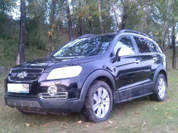 Chevrolet Captiva, 2008 год, 560 000 руб.
