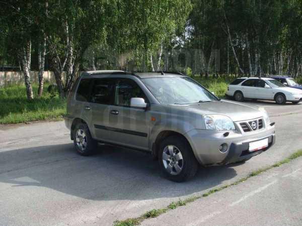 Nissan X-Trail, 2002 год, 600 000 руб.